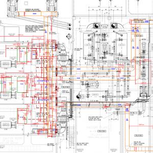Infrastructure Underside design