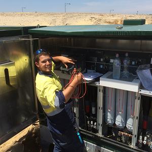 Testing Western Power RMU